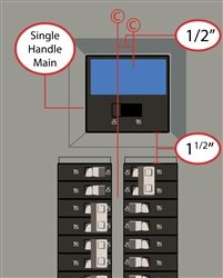 Cutler Hammer Kit K 6010 Generator Interlock Kit Electrical Panels Electrical Panel Transfer Switch