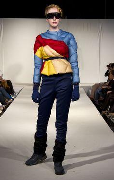 95897523607e Photo  Laura Campbell Design  Fashion Design and Performance Sportswear  design BA(hons) final show.