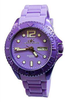 Adee Kaye Collection Purple Infusion Ladies Watch