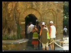 Veja a casa onde VIRGEM MARIA viveu depois da crucificação de Jesus Cristo. Éfeso na Turquia - YouTube