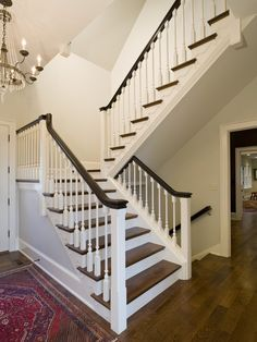 best staircase landing - Google Search