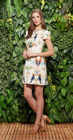 Vestido Tropicana | Lookbook | Antix Store