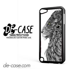 Lion Tatto DEAL-6562 Apple Phonecase Cover For Ipod Touch 5