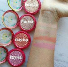f0d70761b3d NEW SHADES of the Physicians Formula Butter Blushes Coming Soon! Blush  Makeup, Drugstore Makeup