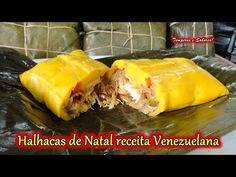 ESTUFADO PARA RECHEAR HALHACAS VENEZUELANAS DE NATAL receita fácil - YouTube