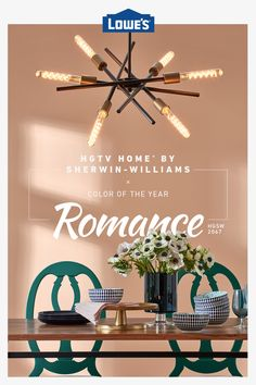 The HGTV Home by Sherwin Williams color of the year is in stock. Interior Paint Colors, Paint Colors For Home, House Colors, Tuscan Decorating, French Country Decorating, Sherwin William Paint, Mediterranean Home Decor, Color Of The Year, Home Decor Styles