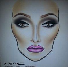 The Best makeup products. Mac Makeup Looks, Love My Makeup, Blue Makeup, Kiss Makeup, Smokey Eye Makeup, Beauty Makeup, Amazing Makeup, Eyeliner Designs, Makeup Designs