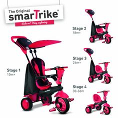 Smart Trike Spark al