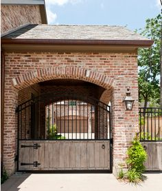 1000 images about carports and gates on pinterest for Carport gate ideas
