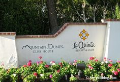 SkyGolfBlog... Golfing Around the World...: La Quinta Resort Mountain Course, La Quinta, California, Usa