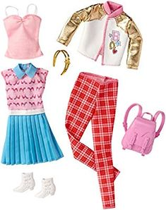 d6e170dcf7 Amazon.com  Barbie Fashions School Pack  Toys  amp  Games Barbie I