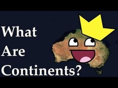 How many continents?