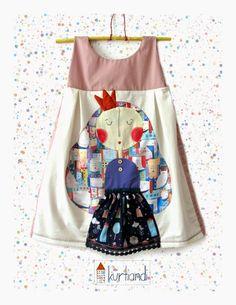 Children's fashion, illustration, theatre