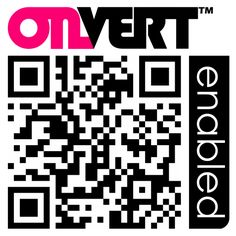 This is  a 3d #QRCode that I am adding to my bag of tricks in this hardcore press of advertising for SMMMD Consulting over the next 3 weeks!  Download the app viewer & let me know what you think! http://onvert.com/get-the-app/ #augmentedreality #qrcodes #socialmmmdiva