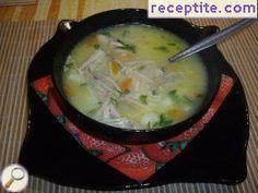 Пилешка супа с фиде | Изпробвана рецепта от Веселият Готвач