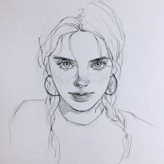 awesome girl drawing – girl face drawing idea Visits my … The post awesome girl drawing – girl face drawing idea Visits mine appeared first on Woman Casual - Drawing Ideas Girl Face Drawing, Drawing Faces, Drawing Drawing, Drawing Girls, Drawings Of Girls Faces, Faces To Draw, Simple Face Drawing, Figure Drawing, Girl Pencil Drawing