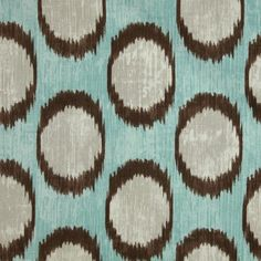 This is a blue, brown and gray large Ikat dot design cotton drapery fabric,suitable for any decor in the home or office. Perfect for pillows, drapes and Discount Fabric Online, Buy Fabric Online, Dots Design, Fabric Design, Contemporary Drapery Fabric, Cotton Napkins, Home Decor Fabric, Brown And Grey, Dark Brown