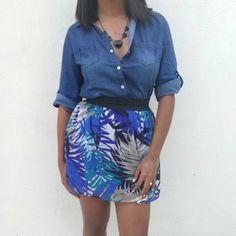 The color palette a lifestyle, fashion & beauty blog