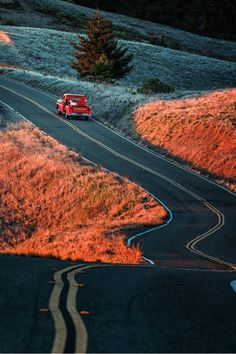 """The Windy Road by Toby Harriman. """"Another shot from last week up at Mount…"""