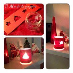 Il Mondo da scoprire: Lanternina di Natale con vasetti di omogeneizzato