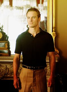 Erik Lehnsherr (Michael Fassbender) X-Men First Class