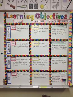 Engage Now- Learning Target Walls - teacher heath: