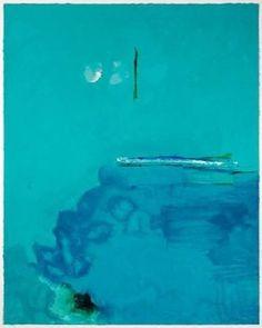 Helen Frankenthaler, Contentment Island
