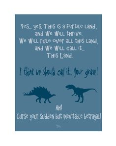 Curse You & Your Sudden But Inevitable Betrayal 8x10 Firefly poster via Etsy