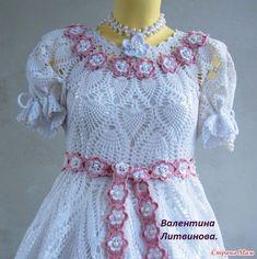 41f0e14f57ee 47 nádherných obrázkov z nástenky hačkovane šaty pre dievčatá ...
