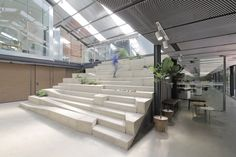 Gallery of Work-Studio in a Plant-House / O-office Architects - 1