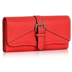 Peňaženka s prackou Action, coral 14940