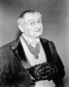 Al Lewis (April 30, 1923 - February 3, 2006). Grandpa Munster.