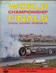 1966 Tulsa World Finals - National Hot Rod Association