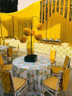 Photo From Haldi Decoration - By Vibes of Luxury Events
