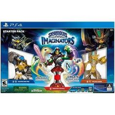 Skylanders Imaginators Ps4