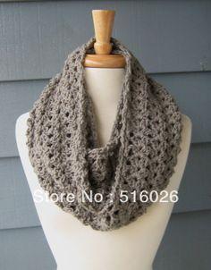 De encaje de ganchillo cowl envolver el cuello más cálido, bufanda, cosecha de ganchillo bufanda, vintage