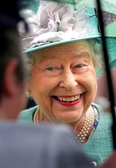 The Queen's 89th birthday and auntie Edgarda 's too.  Same age, same date