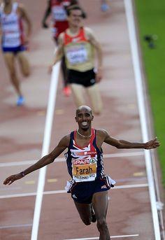 Чемпионат Европы по легкой атлетике