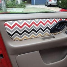 Reupholstering Your Car {Accessories}