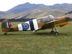 Miles Messenger M.38 WW2 Liaison Aircraft