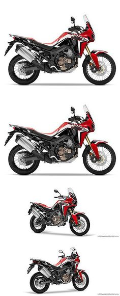 motorcycles And scooters: Honda Africa Twin Dct 2016 Motorcycles New 998 998 6-Speed Dct With On And Off-Road Riding Modes -> BUY IT NOW ONLY: $11197.0 on eBay!