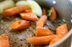 Recipe of the day: New England Chuck Roast