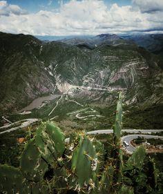 Fotografía Cañón del Chicamocha  por luis  velasquez  en 500px