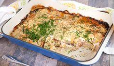Scalloped Potato Bake | Good Chef Bad Chef
