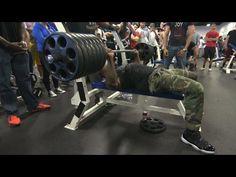 Mike Rashid | Big Rob | A Garven | Overtraining Shoulders - YouTube