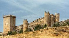 Efimerata_9 Castillos que no puedes dejar de ver en Burgos. Castillo de los Condes de Miranda
