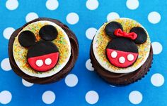 Mickey! Love These!!  Maybe C's next birthday!