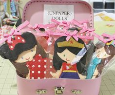 A fun idea for little projects to sell at craft fairs