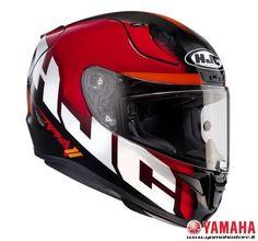 Hjc casco Rpha 11 spicho mc-1 fibra moto pista strada
