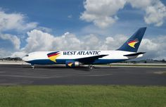 West Atlantic has now added three 767 freighters to its fleet.